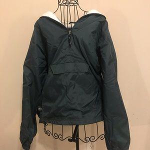 Rain jacket pullover Charles River